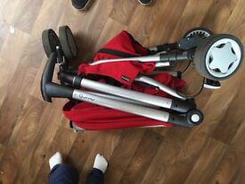 Quinny Zapp stroller