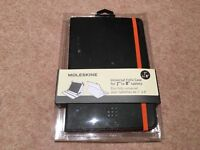 "Moleskine Universal Folio Case for 7"" to 8"" tablets"