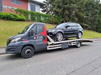 RECOVERY CAR VAN VEHICLE TRANSPORT COLLECTION DELIVERY BASED IN MANCHESTER COVERING LANCASHIRE