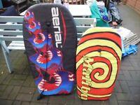 Boogie boards x 2