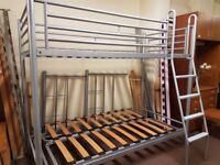 Bunk Bed with or Without Mattresses