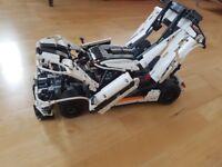 Lego Technic Car White Koenigsegg Over 3230 Ready to Build Technician