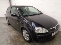 VAUXHALL CORSA , 2006/56 REG , LOW MILEAGE + FULL HISTORY , YEARS MOT , FINANCE AVAILABLE , WARRANTY