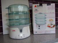 Electric Food Steamer.