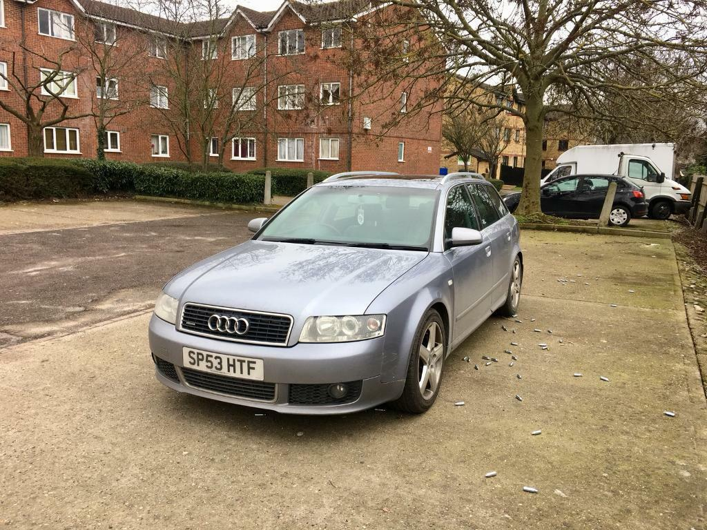 2004 audi a4 avant 2 5 tdi auto estate sport quattro low. Black Bedroom Furniture Sets. Home Design Ideas