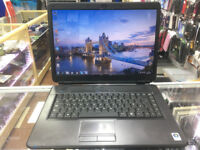 15.6 INCH / HDMI/ WINDOWS 7 / DVD-RW / WIRELESS /WEBCAM LAPTOP WITH MS OFFICE
