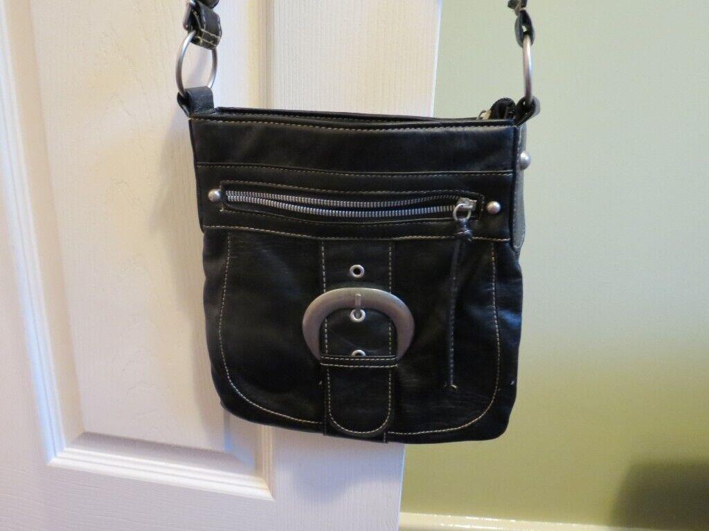c381fc8ef95c New Look Black Handbag. Chatham ...