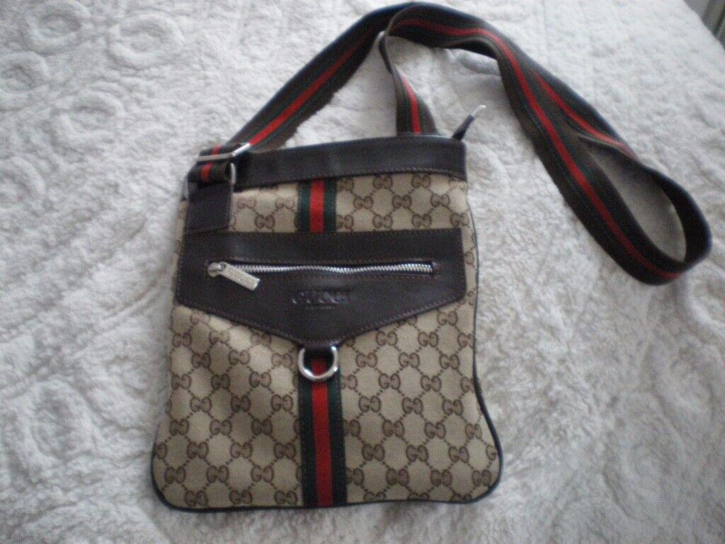 4be4517ba8d Gucci Shoulder bag/Travel bag /Mens/Womens bag good condition ...