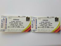 "2x Tickets for Kevin ""Bloody"" Wilson - Portsmouth Guildhall, Weds 7th December, Row F"