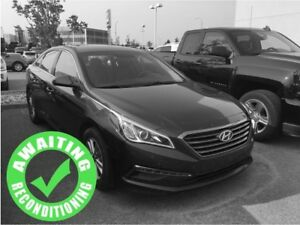 2015 Hyundai Sonata GL 2.4L| Heat Leath| Rem Entry| AC| BT| RV C