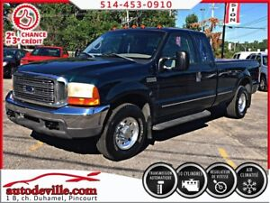 1999 Ford Super Duty F-250 XLT  FINANCEMENT DISPONIBLE