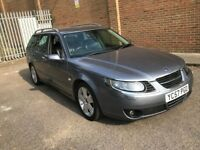 2007 SAAB 9-5 95 1.9 TID 150 VECTOR SPORT ANNIVERSARY ESTATE DIESEL MANUAL N INSIGNIA MONDEO PASSAT