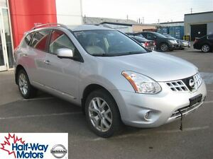 2012 Nissan Rogue SL (CVT) | Upscale Feel, Reasonably Priced!