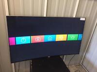 """Samsung 55"""" curved 4k super ultra high definition quantum dot smart led tv Ue55ks9000"""