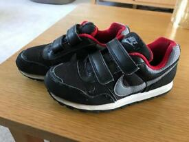 Boys Nike trainers size 13