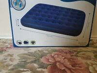 Air mattress for sale in good condition packed