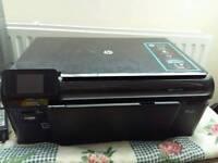 HP B110 Photosmart 3-in-1 Wireless Printer