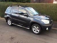 Toyota RAV4 2.0 D-4D XT3 5dr SAT-NAV, Xenon, TV, Rear camera.