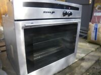 NEFF - single Electric Oven (used - but still works) ideal for rented property