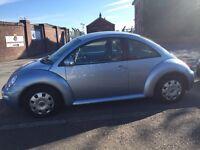 53 Reg Volkswagen Beetle 1.4l 3dr
