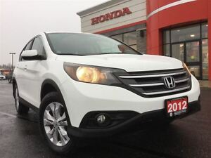 2012 Honda CR-V Moonroof, lease return
