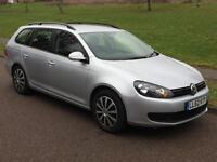 Volkswagen Golf S TDi Bluemotion (silver) 2012