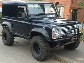 Landrover 90 200 tdi galvanised chassis