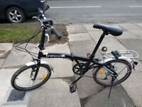 Ventura X Stowaway Folding Bike