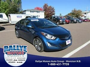 2015 Hyundai Elantra GLS! EXT Warranty! Alloy! Back-Up! Heated!