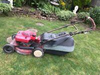 lawnmower petal 5.5-requiriers attention .runs slow