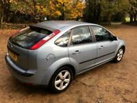 FORD FOCUS 1.6 ZETEC CLIMATE... LONG MOT, CLEAN CONDITION, DRIVES WELL