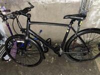 Trek fx3 2021 hybrid bike