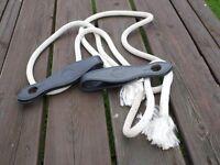 parelli reins and slobber straps