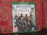 assassins creed unity [ xbox one game ]