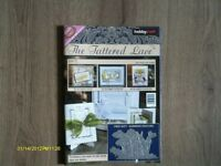 7 X TATTERED LACE MAGAZINES WITH DIES