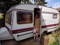 4 birth caravan