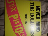 Never Mind The B***ocks - The Sex Pistols - vinyl