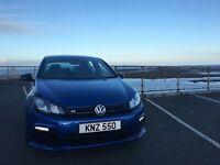 VW GOLF R, LOW MILES WITH FVWSH..