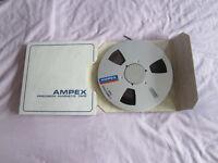 Ampex 406 Tape