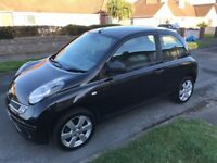 '10 Nissan Micra 1.2 Visia 80bhp. Full service history, New mot very cheap car to run and own.