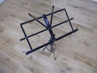 Tiger Music Stand for sheet music