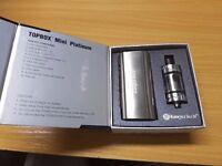 Kangertech topbox mini titanium silver