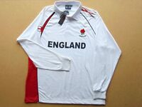 ENGLAND RUGBY TOP ( XXL ) Brand New With Tabs. (100% Cotton)