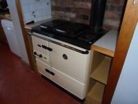 Stanley Super Star 60,000 (Aga style) gas-fired stove