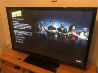 50 INCH LG FULL HD 1080P TV+FREEVIEW+REMOTE+DELIVERY