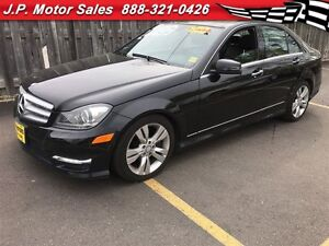 2012 Mercedes-Benz C-Class C300, Navigation, Leather, Back Up Ca