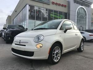 2012 Fiat 500 Pop - 5Spd Manual - Air