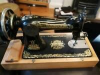 "Vintage ""Singer"" sewing machine"