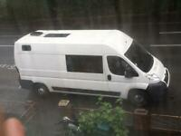 citroen relay conversion 2012 , one owner, 104 000 miles