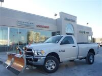 2015 Ram 2500 NEW 4X4 Diesel Arctic Plow Anti-Spin Rear Axle Tra